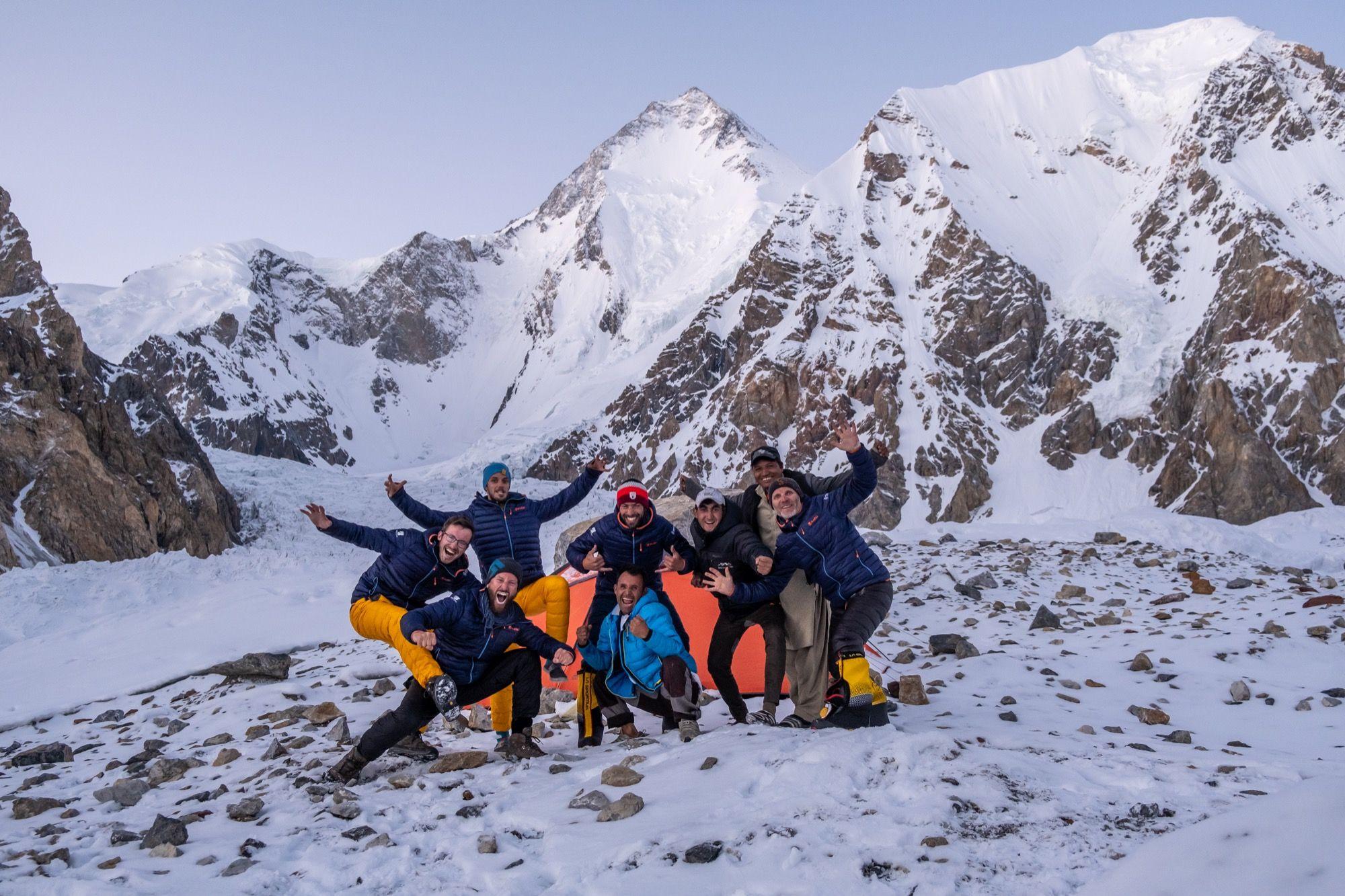 Vítek Dubec - Expedice na Gasherbrum II v Pákistánu